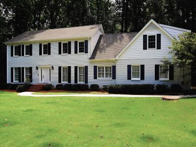 Marietta Single Family Home For Sale: 4330 Blackland Way