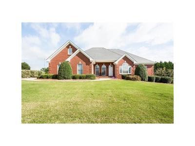 Loganville Single Family Home For Sale: 540 Harold Gower Lane