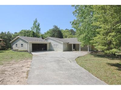 Lawrenceville Single Family Home For Sale: 1483 Prospect Church Road