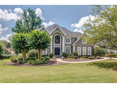 Johns Creek Single Family Home For Sale: 110 Pro Terrace