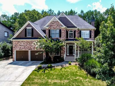 Canton Single Family Home For Sale: 854 Valley Drive