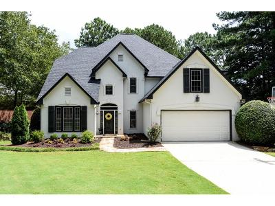 Forsyth County Single Family Home For Sale: 5960 Olde Atlanta Parkway