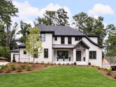 Sandy Springs Single Family Home For Sale: 420 Montevallo Drive