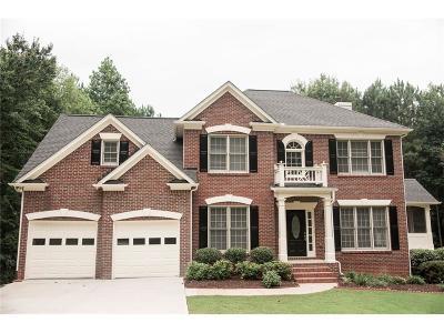 Alpharetta Single Family Home For Sale: 560 Hopewell Downs Drive