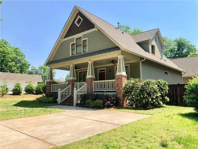 Atlanta Single Family Home For Sale: 286 Morgan Place