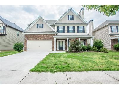 Snellville Single Family Home For Sale: 4498 Woodgate Hill Trail