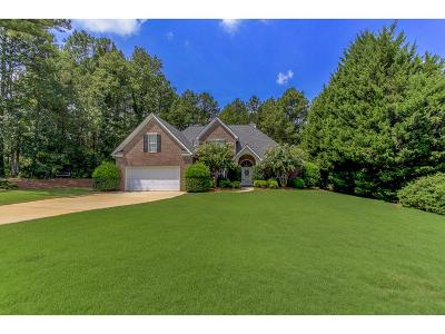 Fayetteville Single Family Home For Sale: 110 Quail Cove