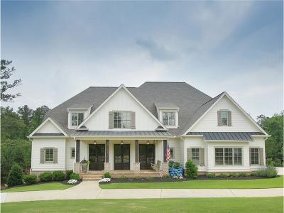 Alpharetta Single Family Home For Sale: 170 Meadow Drive
