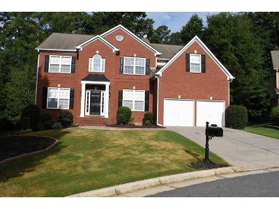 Kennesaw Single Family Home For Sale: 2519 Owens Landing Trail