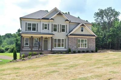 Forsyth County Single Family Home For Sale: 5840 Climbing Rose Way