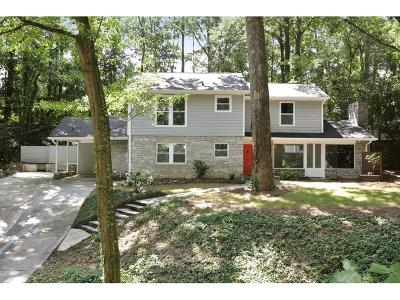 Single Family Home For Sale: 2162 Brookview Drive