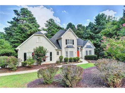 Alpharetta Single Family Home For Sale: 3970 Schooner Ridge