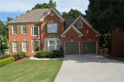 Forsyth County Single Family Home For Sale: 6510 Barrington Run