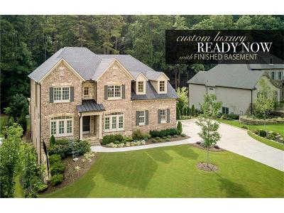 Cobb County Single Family Home For Sale: 1369 Kings Park Place NW