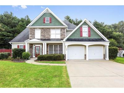Woodstock Single Family Home For Sale: 237 Park Creek Drive