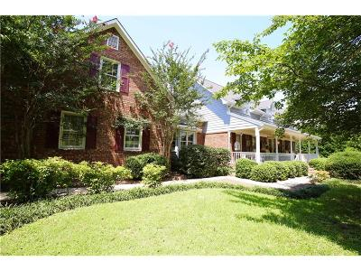 Powder Springs Single Family Home For Sale: 5422 Hill Road