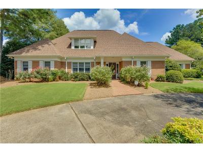 Roswell Single Family Home For Sale: 140 Haleys Pond Drive