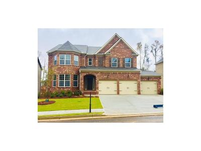 Buford Single Family Home For Sale: 3908 Soft Wind Terrace