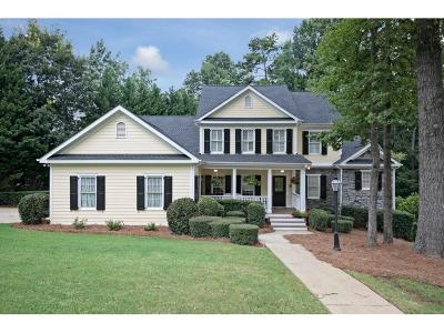 Kennesaw Single Family Home For Sale: 4038 Palisades Main NW
