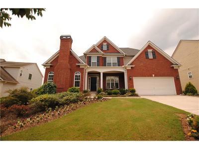 Canton GA Single Family Home For Sale: $469,999