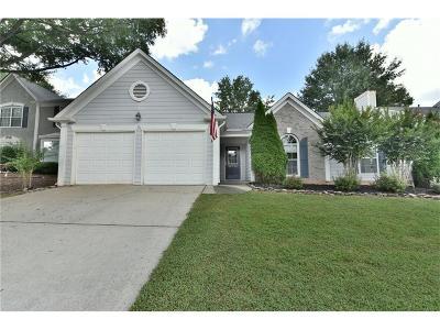 Johns Creek Single Family Home For Sale: 315 Waddington Trail