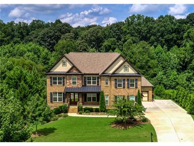 Forsyth County Single Family Home For Sale: 4110 Carbonne Court