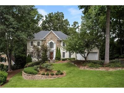 Marietta Single Family Home For Sale: 1497 Dansford Court S