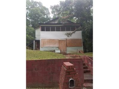 Atlanta Single Family Home For Sale: 1309 Plaza Avenue SW