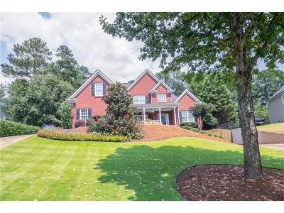 Buford Single Family Home For Sale: 2610 White Rock Drive