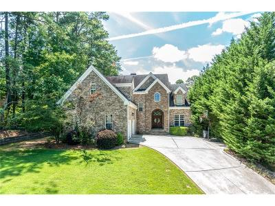 Duluth Single Family Home For Sale: 4184 S Berkeley Lake Road NW