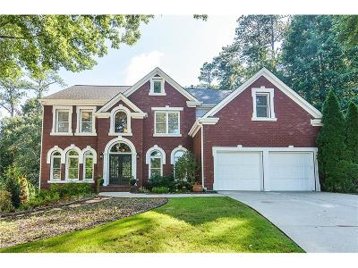Alpharetta Single Family Home For Sale: 1265 Wynridge Crossing