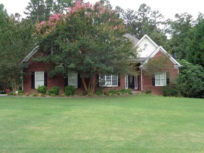 Buford Single Family Home For Sale: 3821 Morgans Ridge Drive