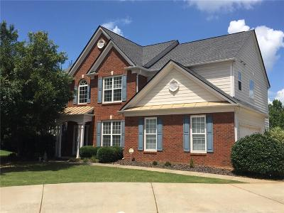 Johns Creek Single Family Home For Sale: 135 Splinter Court