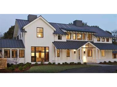 Alpharetta Single Family Home For Sale: 16035 Hopewell Road
