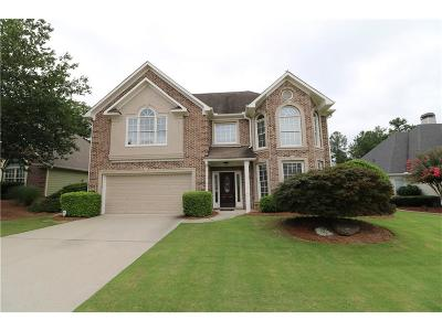 Dacula Single Family Home For Sale: 2765 The Terraces Way