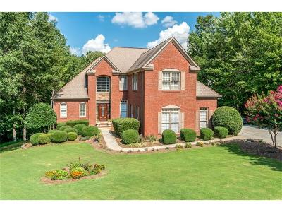 Forsyth County Single Family Home For Sale: 6550 Talmadge Court