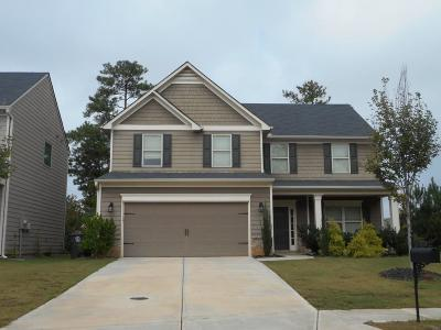 Adairsville Single Family Home For Sale: 44 Barnsley Village Drive