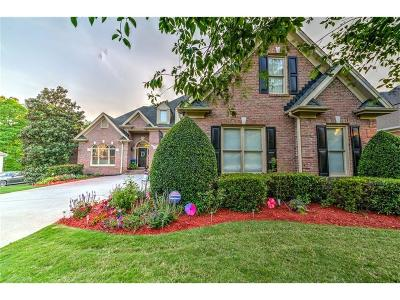Dacula Single Family Home For Sale: 2002 Bakers Mill Road