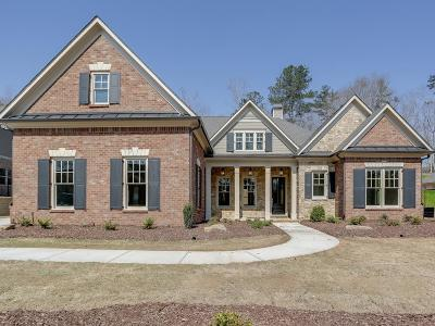 Forsyth County Single Family Home For Sale: 4995 Churchill Ridge Drive