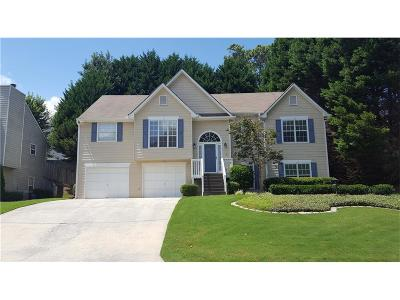 Cherokee County Single Family Home For Sale: 4022 Mount Vernon Drive