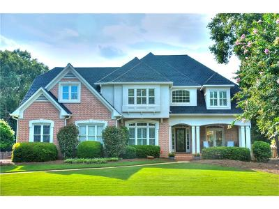 Marietta Single Family Home For Sale: 3283 Belmont Glen Drive SE