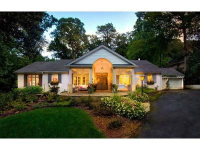Tuxedo Park, Tuxedo Park Buckhead Single Family Home For Sale: 115 Blackland Road NW