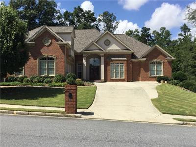 Buford Single Family Home For Sale: 2815 Ivy Brook Lane