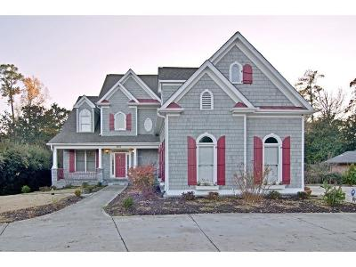 Dunwoody Single Family Home For Sale: 4822 Chamblee Dunwoody Road