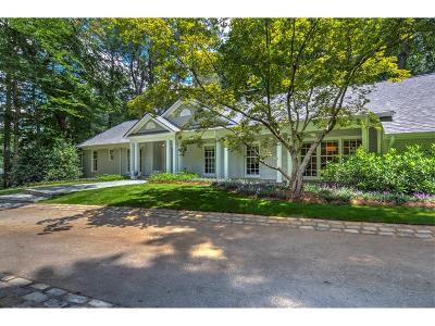 Atlanta GA Single Family Home For Sale: $1,599,000