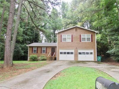 Decatur GA Single Family Home For Sale: $120,000