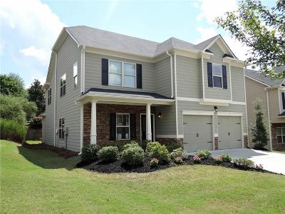 Canton Single Family Home For Sale: 490 Crestmont Lane