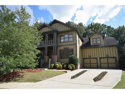 Single Family Home For Sale: 1135 Verandah Lane SE