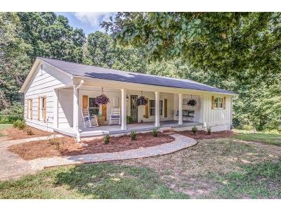 Canton Single Family Home For Sale: 250 Cloud Circle