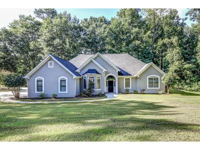 Decatur Single Family Home For Sale: 1434 Nelms Drive